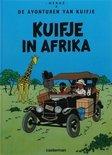 Kuifje 002 Kuifje in Afrika