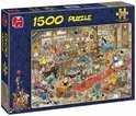Jan van Haasteren De Hondenshow - Puzzel - 1500 stukjes