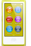 Apple iPod Nano - 16 GB - Geel