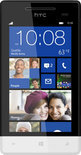 HTC Windows Phone 8S - Zwart/wit