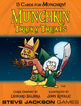 Munchkin Tricky Treats booster pack d10