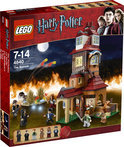 LEGO Harry Potter Het Nest - 4840