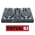 Power Dynamics PDC-07 - DJ controller - Zwart