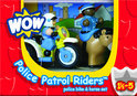 Wow Police Patrol Riders