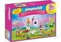 Playmobil Adventskalender Verjaardagsfeestje in feeënland - 5492