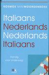 Kosmos Miniwoordenboek: Italiaans-Nederlands / Nederlands- Italiaans