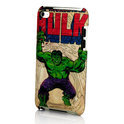 Marvel Satin Case voor iPod touch 4, Hulk (Vintage)