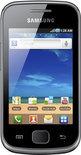 Samsung Galaxy Gio (S5660) - Zwart - Hi prepaid telefoon