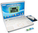 VTech Explorer Notebook Azerty