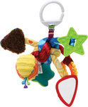 Lamaze Trek en Speel Knoop