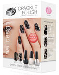 Rio Crackle Nail Polish Classic Collection NCRC