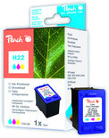 Peach H22 XL Inktcartridge - Kleur