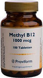 Proviform Methyl B12 1000 mcg - 100 Tabletten