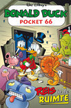 Donald Duck Pocket / 066 Reis in de ruimte