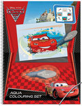 Cars Aqua Art Kleurboek