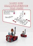 Pluk Bouwplaat Kraanwagen