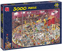 Jan van Haasteren Het Circus - Puzzel - 3000 stukjes