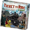 Ticket To Ride Europe Kaartspel