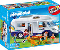 Playmobil Grote Familie Kampeerwagen/camper - 4859