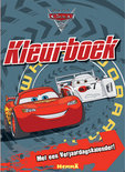 Cars Kleurboek+Kalender