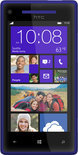HTC Windows Phone 8X - Blauw