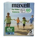 Maxell Tape Mini-DV 60 minuten
