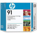 HP Maintenance cartridge no.91