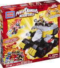 Mega Bloks Power Rangers Megaforce Robo Knoght vs Vrak