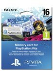 Modnation Racer: Road Trip Voucher + 16Gb Memory Card