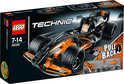 LEGO Technic Black Champion Racewagen - 42026