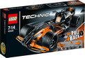 LEGO Technic Black Champion Racewagen - 42026