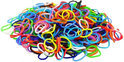Loom Mixed Elastiekjes - Color Bands - 600 Stuks