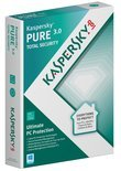 Kaspersky, Pure 3.0 Total Security (3 PC) (Dutch)