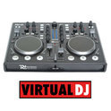Power Dynamics PD-C05 - DJ controller - Zwart