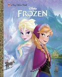 Disney Frozen: A Big Golden Book