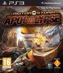 Sony PlayStation Draadloze Dualshock Controller Wit + Motorstorm Apocalypse