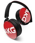 AKG Y50 - On-ear koptelefoon - Rood