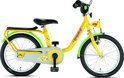 PUKY Fiets Z8 Geel - 18 inch