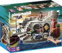 Playmobil Britse Soldatenvesting met Kerker - 5139