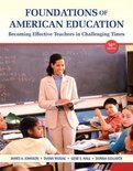Foundations of American Education with Student Access Code