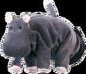 Beleduc handpop Nijlpaard
