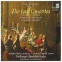Last Concertos