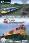 Just Trains pc DVD-ROM Isle of Wight & Class 66