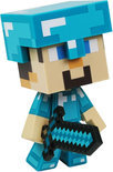 Minecraft Vinyl Diamond Steve - Speelfiguur