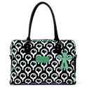 Little Company - LCT PopUp Shoulder Bag Square Luiertas - Groen/Zwart