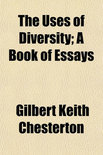 The Uses of Diversity; A Book of Essays