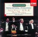 Beethoven: Triple Concerto, etc / Perlman, Ma, Barenboim