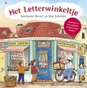 Het Letterwinkeltje + CD
