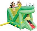Stars Bouncer - Bouncing Frog +/- 233x149x172cm