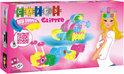 Clics Glitter Bouwblokjes voor Meisjes